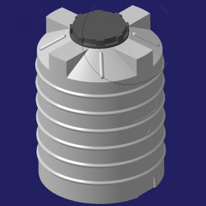 قالب فولادی مخزن آب-شزکت دوران فیدارمهام